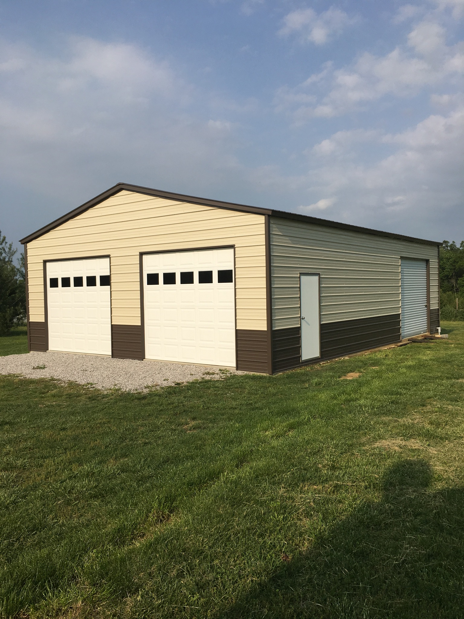 Max Steel Buildings Us Barn Builders